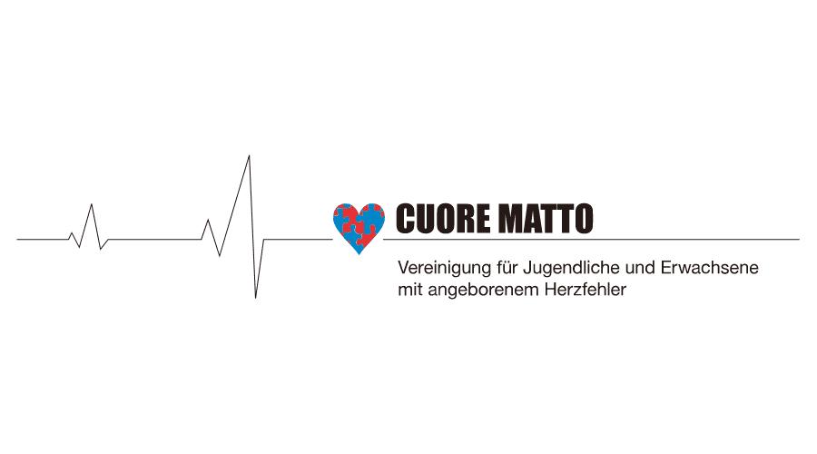 CUORE MATTO Logo Vector