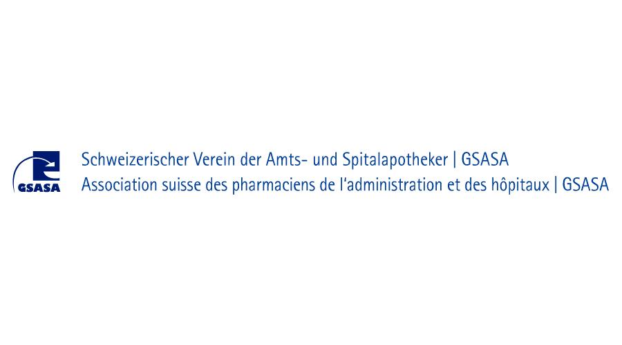 GSASA Schweizerischer Verein der Amts- und Spitalapotheker Logo Vector