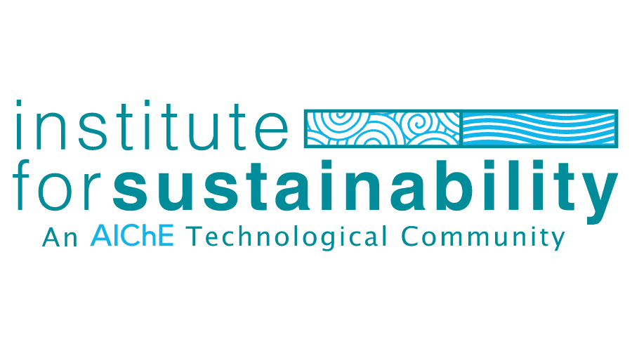 Institute for Sustainability (IfS), An AIChE Technological Community Logo Vector