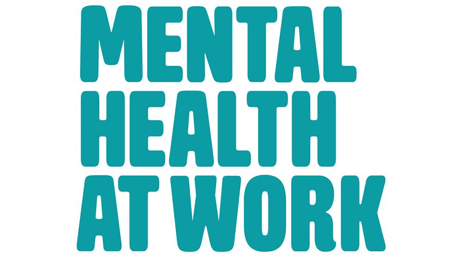 Mental Health At Work Logo Vector