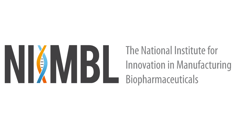 National Institute for Innovation in Manufacturing Biopharmaceuticals (NIIMBL) Logo Vector