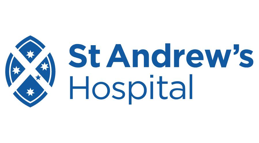 St Andrew's Hospital Logo Vector