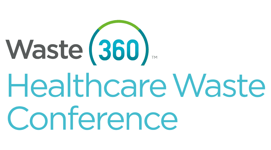 Waste360 Healthcare Waste Conference Logo Vector