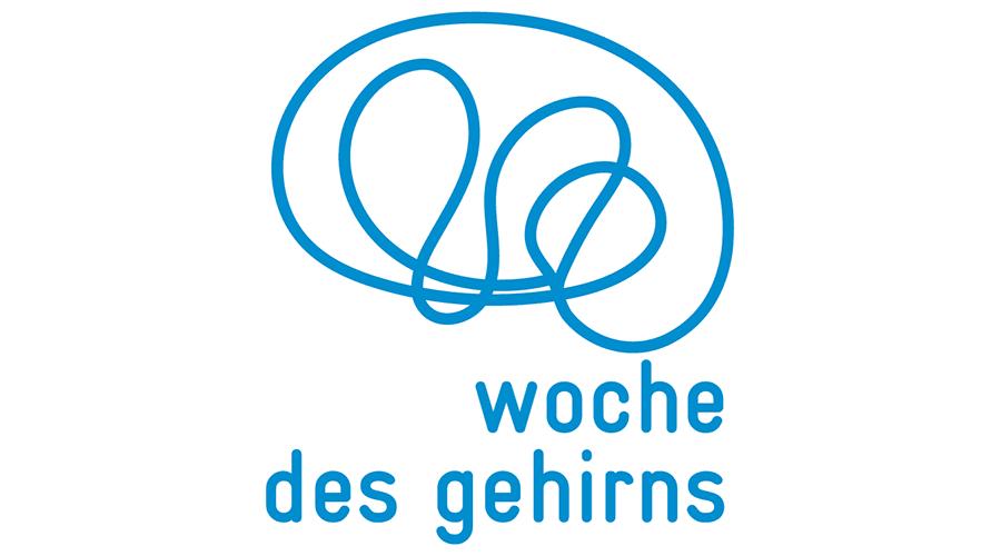 Woche des Gehirns Logo Vector