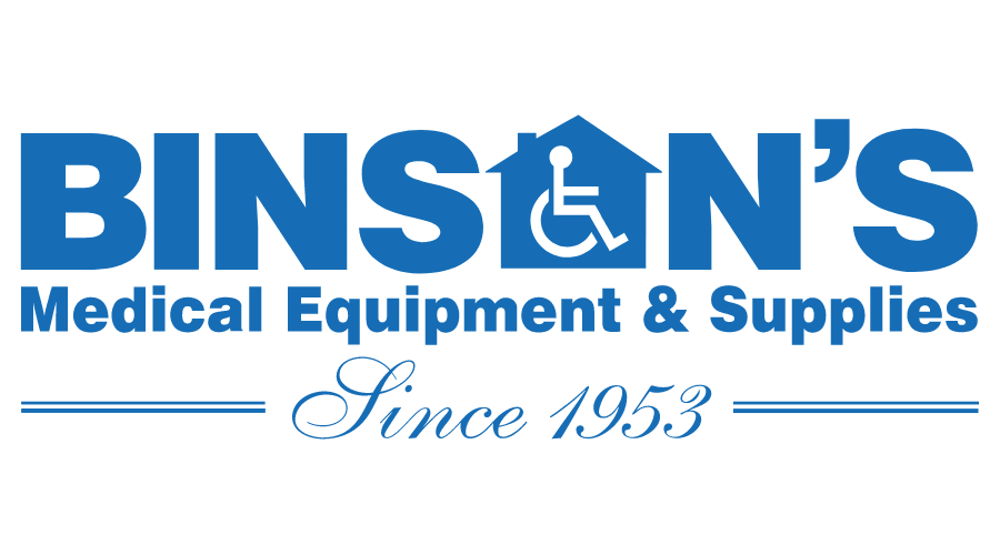 Binson's Medical Equipment & Supplies Logo Vector