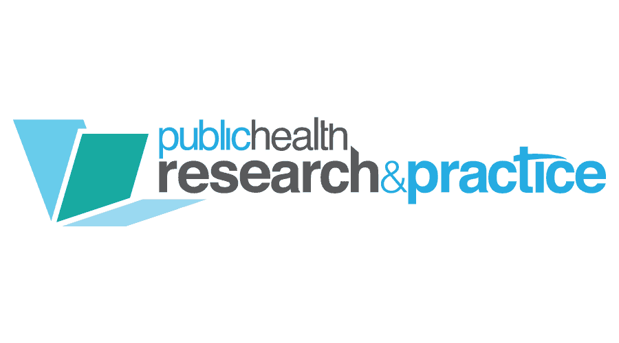 Public Health Research and Practice Logo Vector