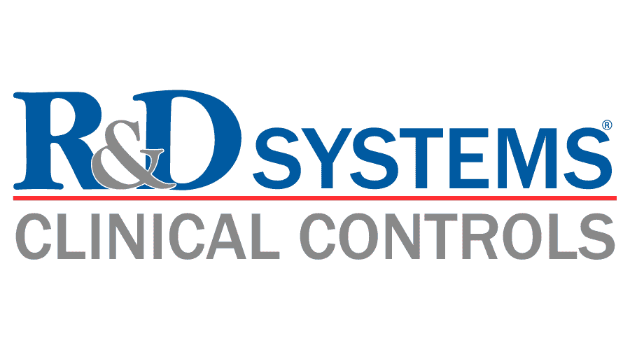 R&D Systems Clinical Controls Logo Vector