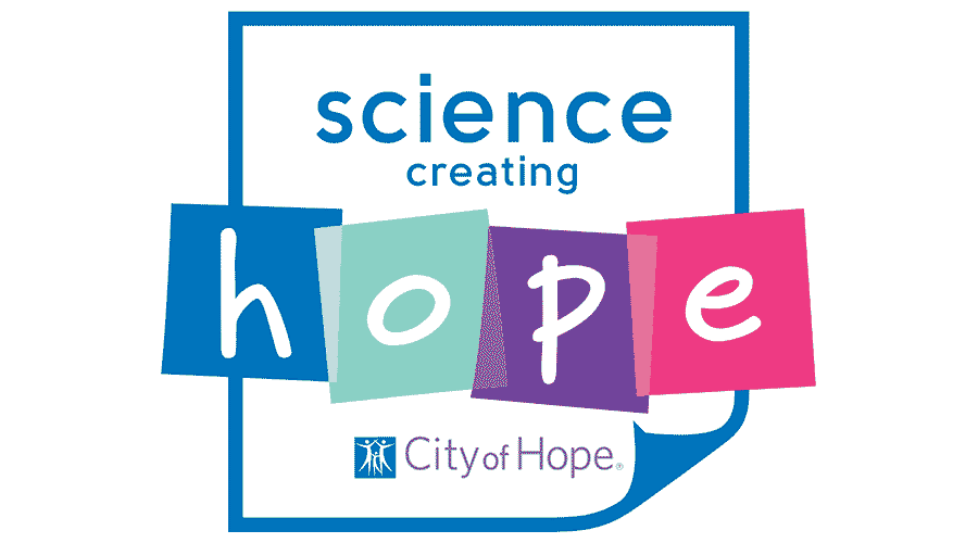 Science Creating Hope Campaign at City of Hope Logo Vector