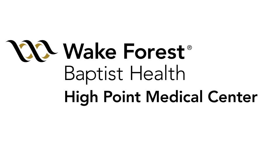 Wake Forest Baptist Health High Point Medical Center Logo Vector