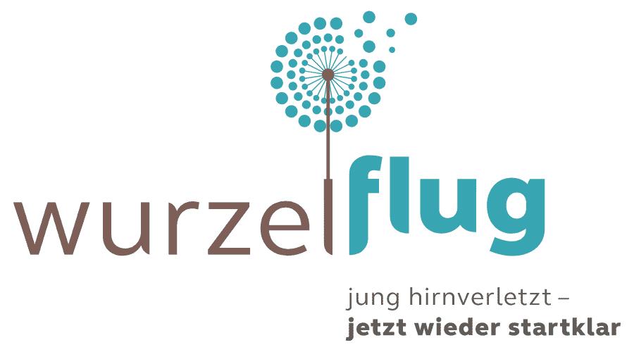 Wurzel Flug Logo Vector