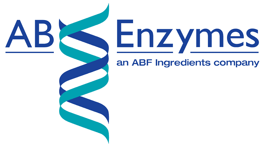 AB Enzymes Logo Vector