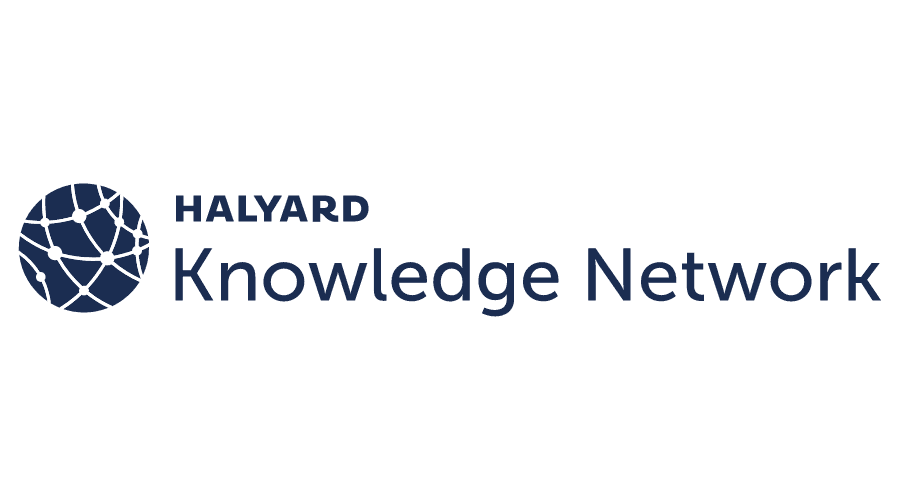 Halyard Knowledge Network Logo Vector