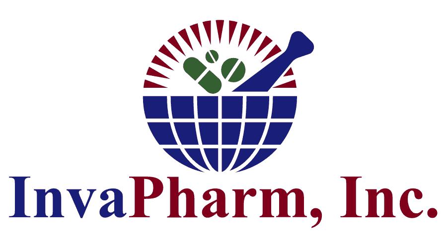InvaPharm, Inc Logo Vector
