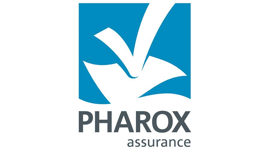 Pharox Assurance Logo Vector