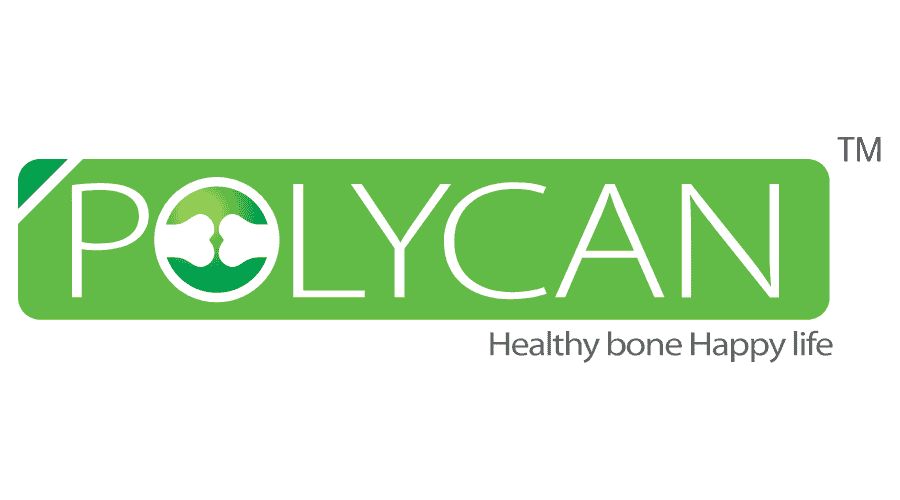Polycan, Healthy Bone Happy Life Logo Vector