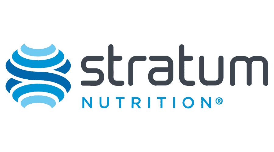 Stratum Nutrition Logo Vector