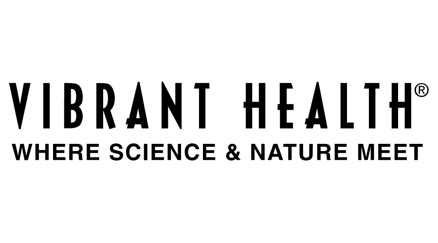 Vibrant Health Logo Vector