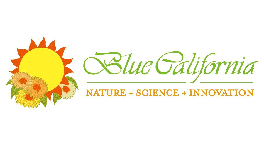 Blue California Logo Vector