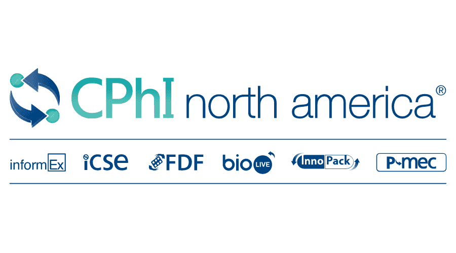 CPhI North America Logo Vector