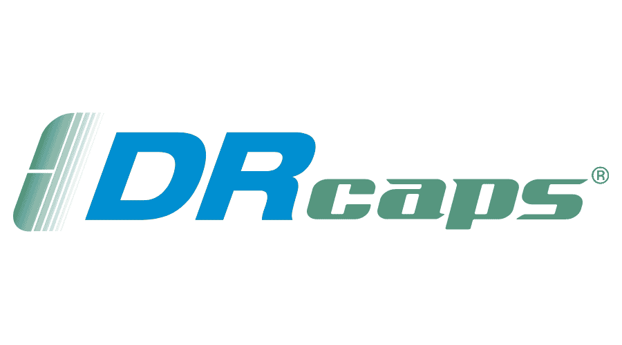 DRcaps Logo Vector