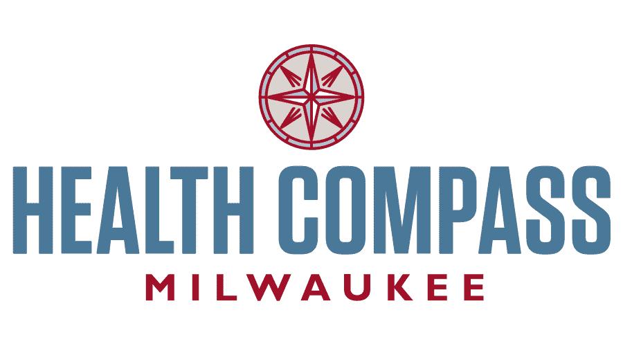 Health Compass Milwaukee Logo Vector