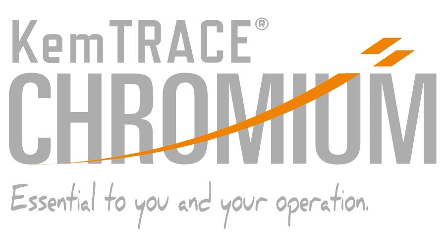KemTRACE CHROMIUM Logo Vector