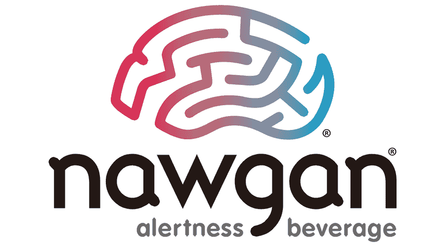 Nawgan Alertness Beverage Logo Vector