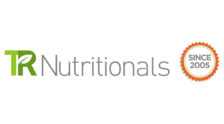 TR Nutritionals Logo Vector