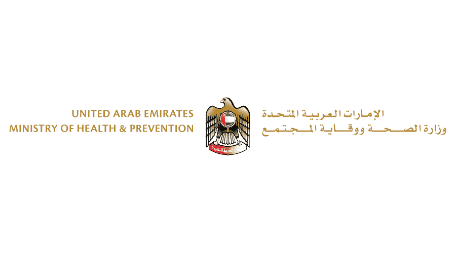 United Arab Emirates Ministry of Health and Prevention Logo Vector