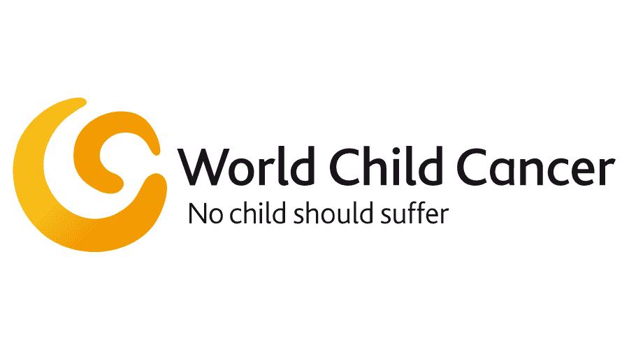 World Child Cancer Logo Vector