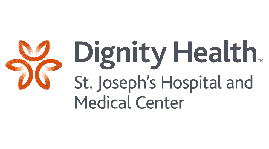 Dignity Health St. Joseph's Hospital and Medical Center Logo Vector