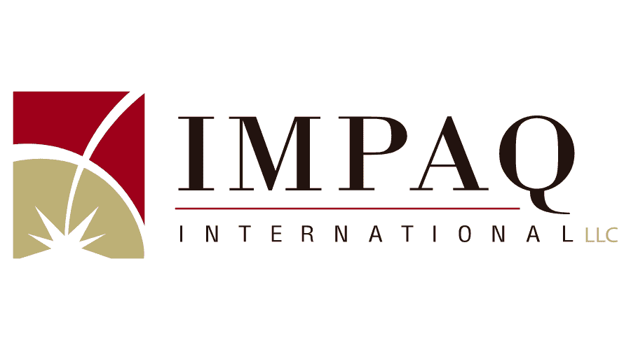 IMPAQ International, LLC. Logo Vector