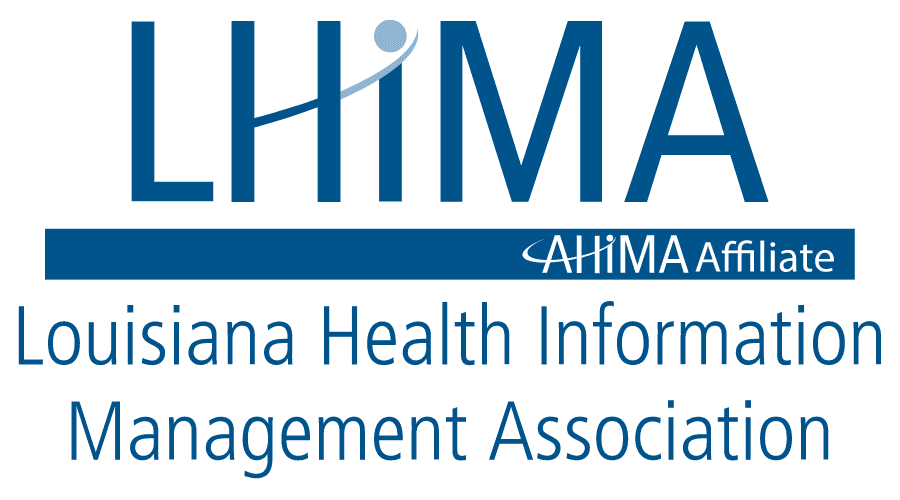 Louisiana Health Information Management Association (LHIMA) Logo Vector