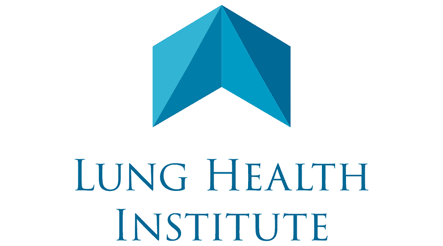 Lung Health Institute Logo Vector
