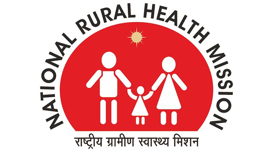 National Rural Health Mission Logo Vector