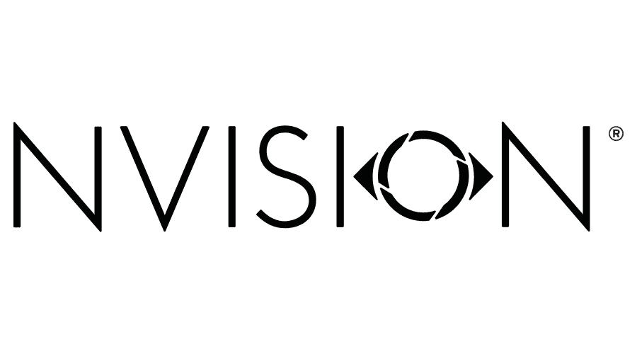 NVISION Eye Centers Logo Vector