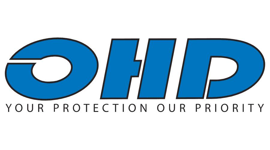 Occupational Health Dynamics (OHD) Logo Vector
