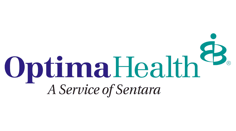 Optima Health, A Service of Sentara Logo Vector