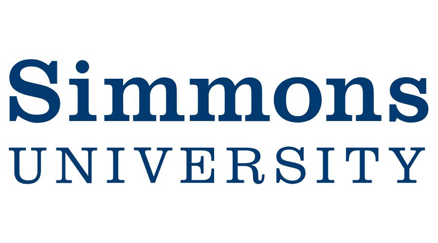 Simmons University Logo Vector