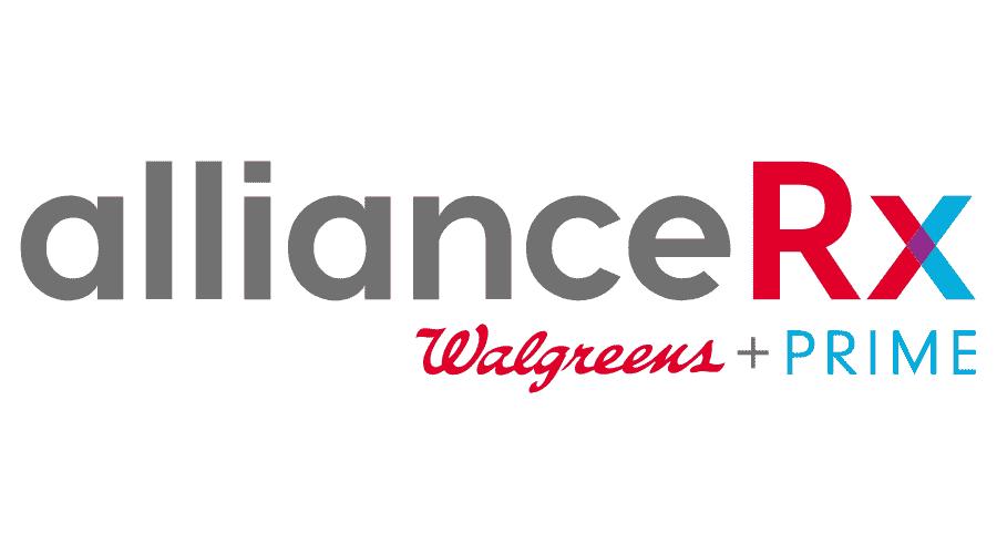 AllianceRx Walgreens Prime Logo Vector