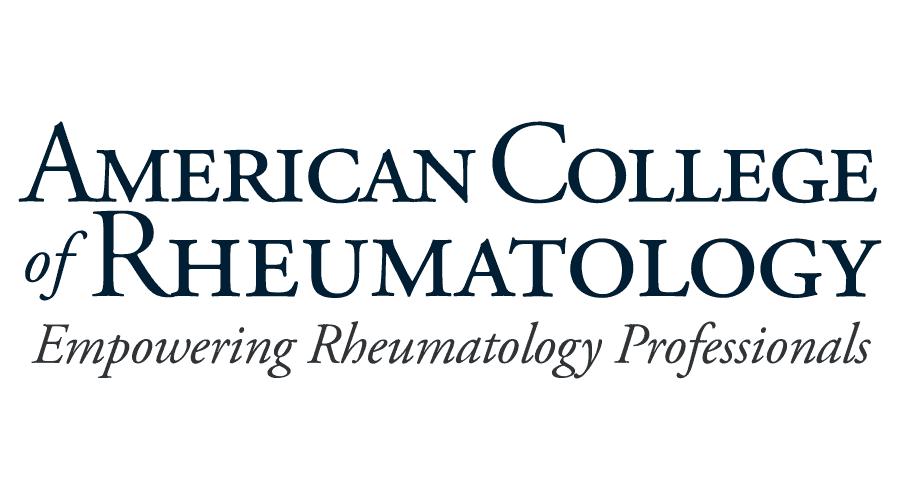 American College of Rheumatology Logo Vector