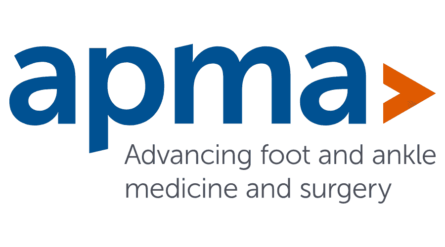 American Podiatric Medical Association (APMA) Logo Vector