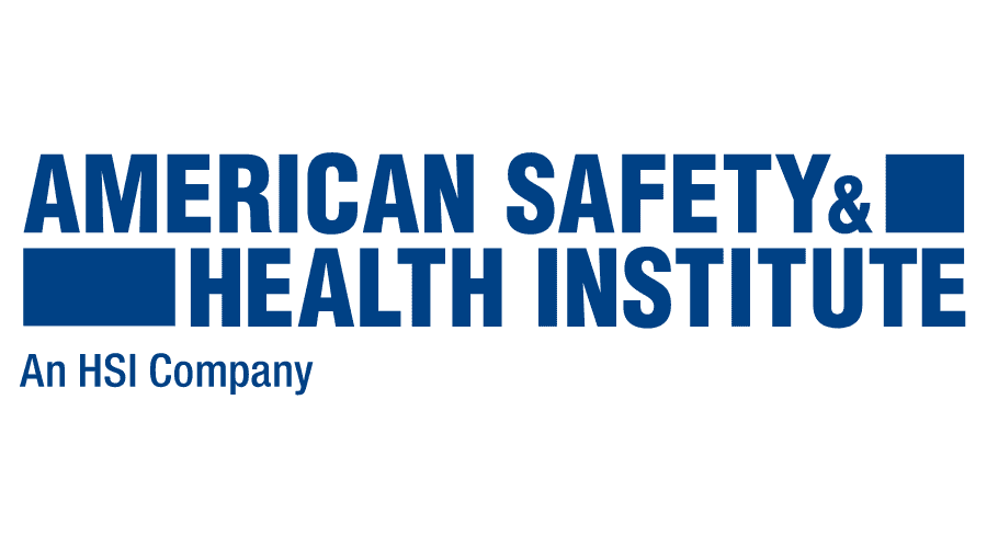 American Safety & Health Institute, An HSI Company Logo Vector