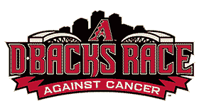 D-Backs Race Against Cancer Logo Vector's thumbnail