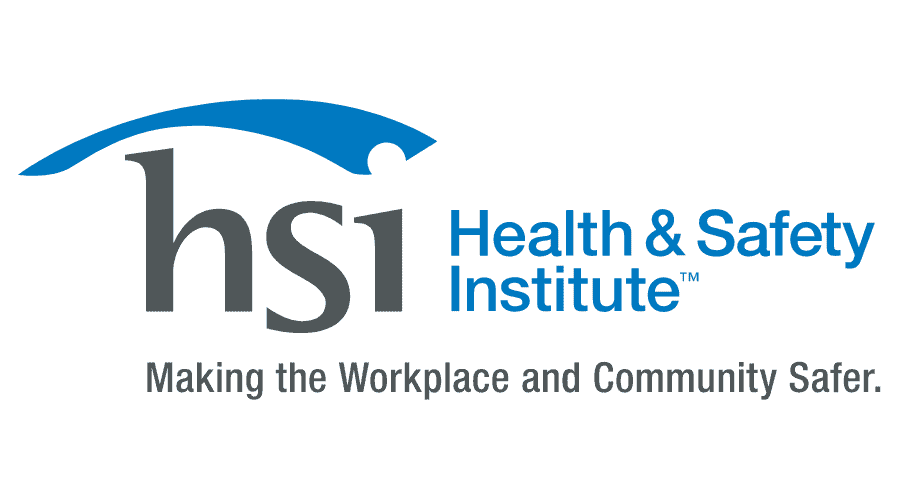 Health & Safety Institute (HSI) Logo Vector