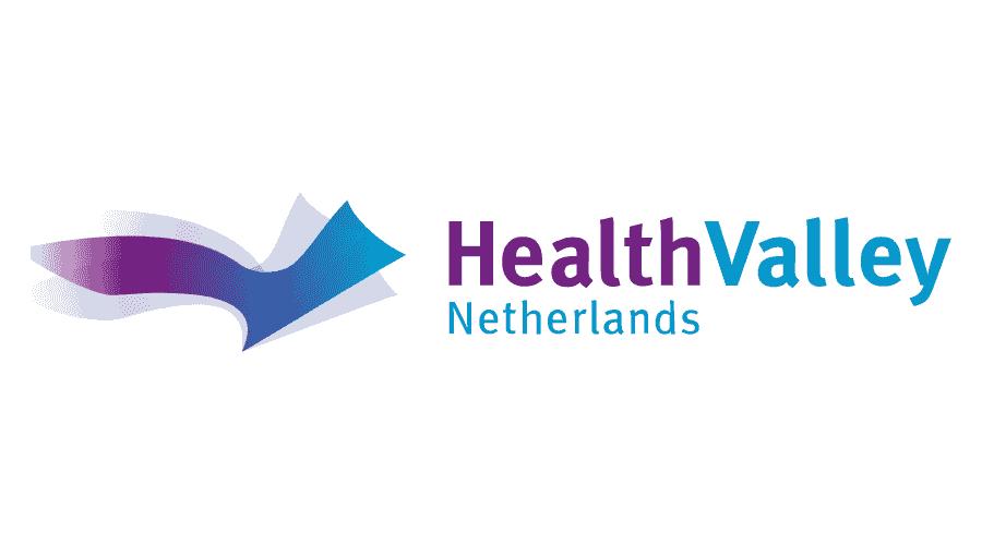 Health Valley Netherlands Logo Vector
