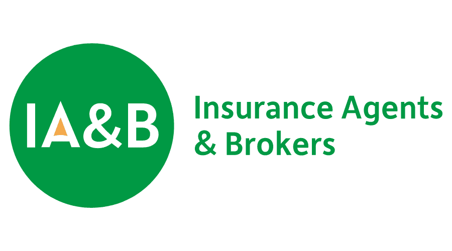 Insurance Agents and Brokers Logo Vector