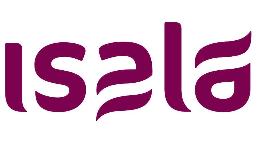 Isala Logo Vector