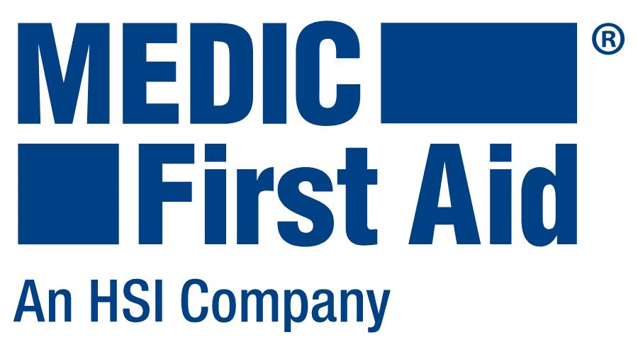 MEDIC First Aid, An HSI Company Logo Vector