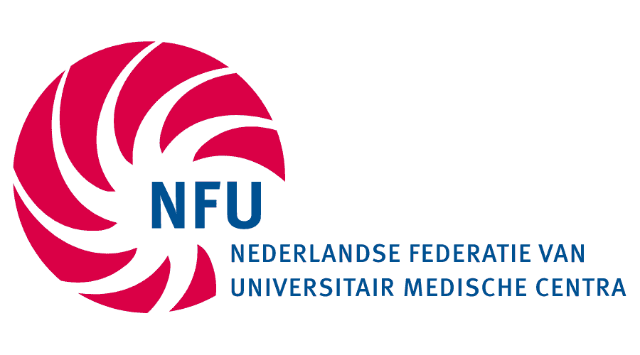 NFU – Nederlandse Federatie van Universitair Medische Centra Logo Vector